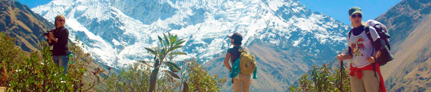 Salkantay Treks in Peru