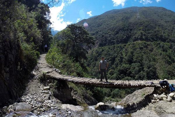 Challenge Salkantay Trek